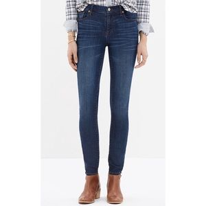 Madewell High Riser Skinny Jeans Size 27